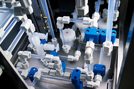 Invenpro Malaysia solution PFA / PTFE process piping