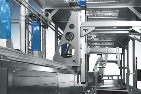 Invenpro Malaysia solution servo controlled robotic grantry system
