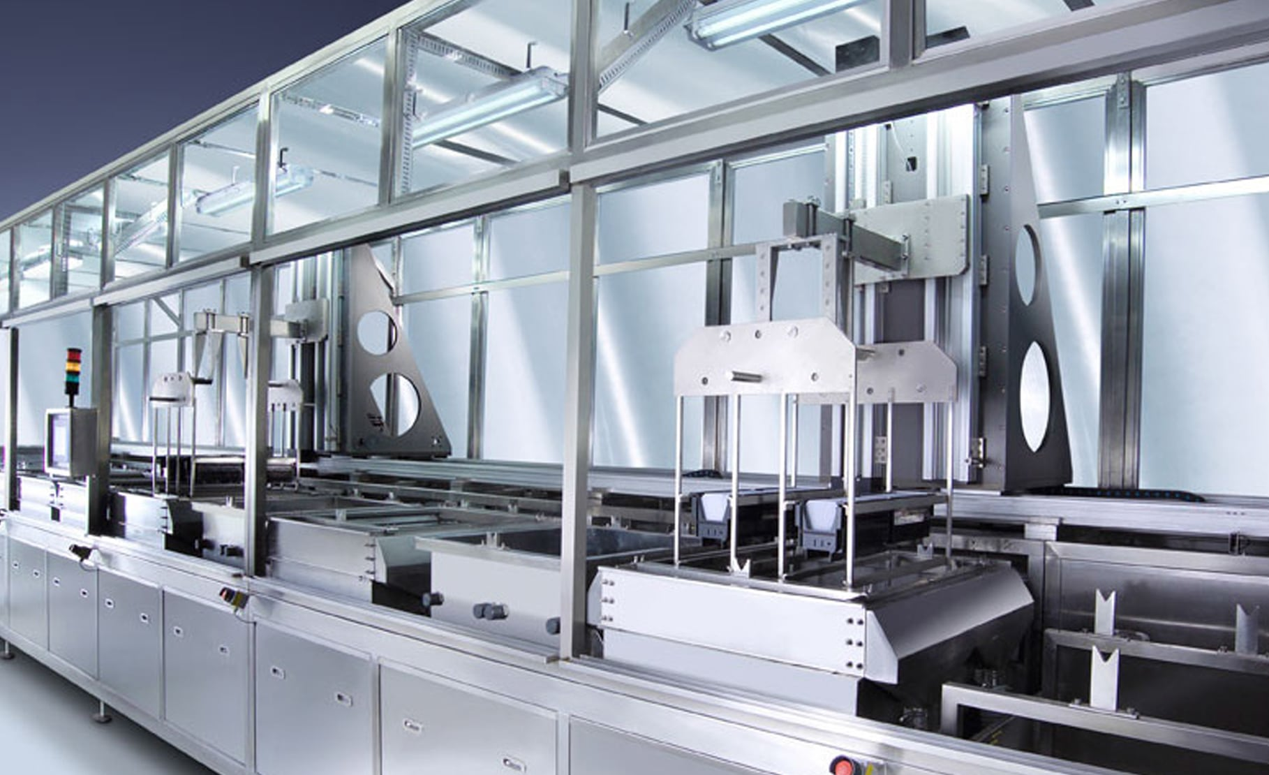 Invenpro Malaysia pv solar wafer cleanline