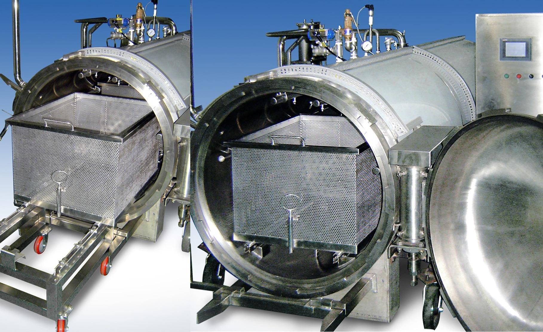 Invenpro Malaysia steam sterilizer autoclaves